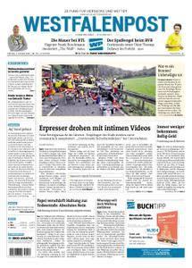 Westfalenpost Wetter - 03. August 2018