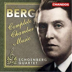 Schoenberg Quartet - Alban Berg: Complete Chamber Music (2002)