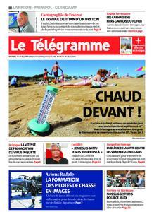 Le Télégramme Guingamp – 30 juillet 2020