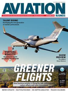 Aviation Business – September 2019