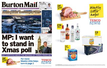 Burton Mail – October 31, 2019