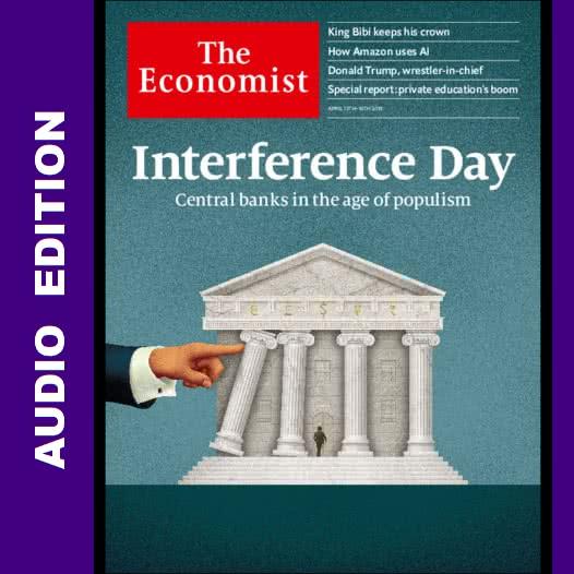 The Economist • Audio Edition • 13 April 2019 / AvaxHome