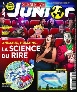Science & Vie Junior - septembre 2021