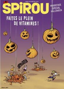 Le Journal de Spirou - 30 Octobre 2019