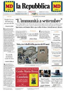 la Repubblica - 14 Marzo 2021