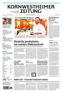 Kornwestheimer Zeitung - 03. Januar 2018