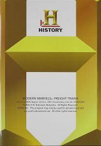 HC Modern Marvels - Freight Trains (2006)