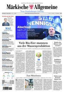 Neue Oranienburger Zeitung - 23. Januar 2018
