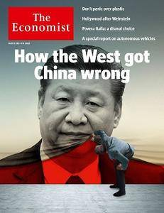 The Economist Europe - March 3-9, 2018