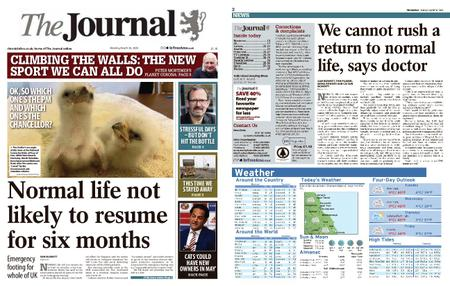 The Journal – March 30, 2020