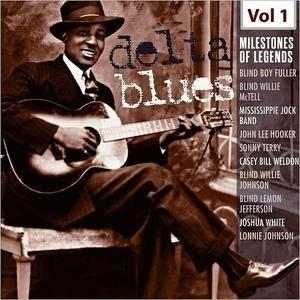 VA - Milestones Of Legends: Delta Blues Vol. 01-Vol. 10 (2017)