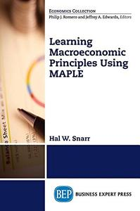 Modeling Macroeconomic Principles Using Maple Software