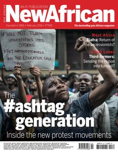 New African - February 2016