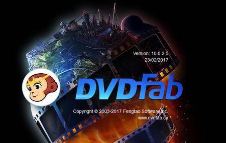 DVDFab 10.0.2.8 Multilingual Portable