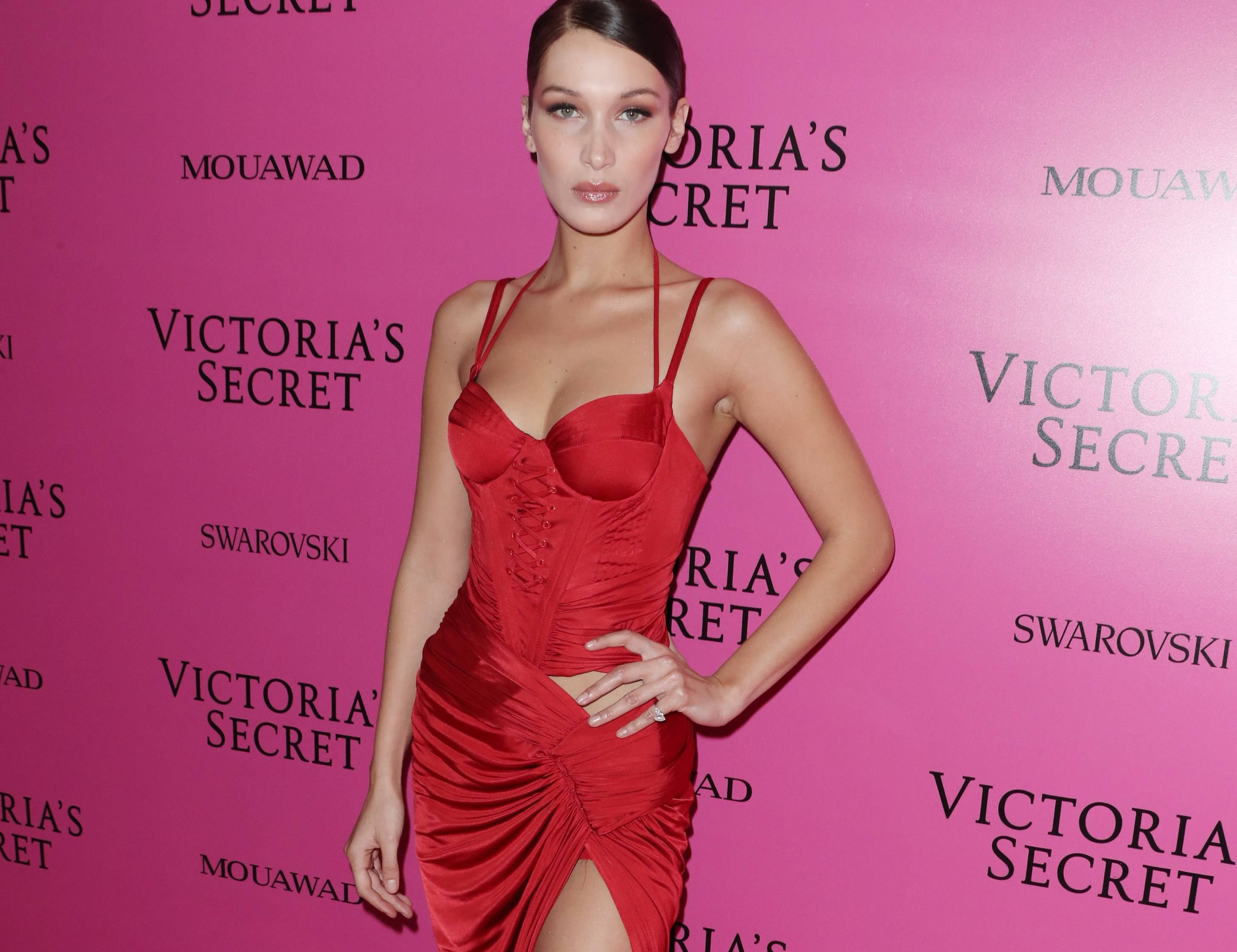 Bella Hadid at the 2017 Victoria's Secret Fashion Show After Party in Shanghai on November 20, 2017