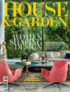 Condé Nast House & Garden - August 2021
