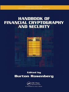 Handbook of Financial Cryptography and Security (repost)