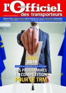 L'Officiel des Transporteurs - 24 mai 2019