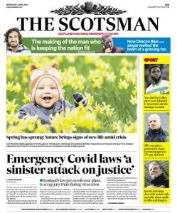 The Scotsman - 1 April 2020