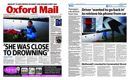Oxford Mail – December 05, 2018