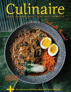 Culinaire Magazine - November 2019