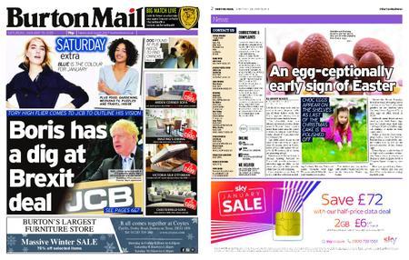Burton Mail – January 19, 2019