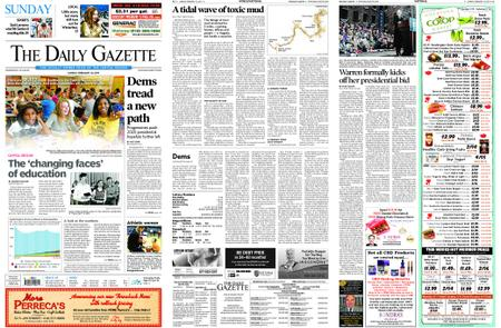 The Daily Gazette – February 10, 2019