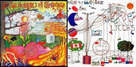 Pau Riba - 2 Studio Albums (1971-1977)
