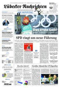 Lübecker Nachrichten Ostholstein Süd - 11. Februar 2018