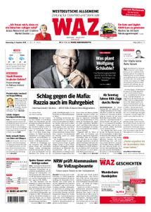 WAZ Westdeutsche Allgemeine Zeitung Oberhausen-Sterkrade - 06. Dezember 2018