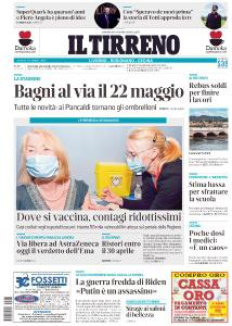 Il Tirreno Livorno - 18 Marzo 2021