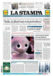 La Stampa Imperia e Sanremo - 28 Marzo 2018