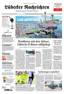Lübecker Nachrichten Bad Segeberg - 20. Juli 2019
