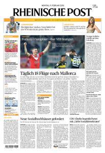 Rheinische Post – 11. Februar 2019