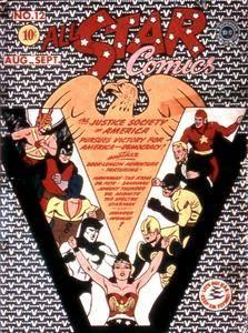 All-Star Comics 012F 1942