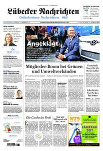 Lübecker Nachrichten Ostholstein Süd - 25. September 2019