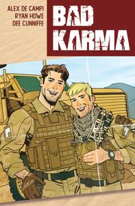 Bad Karma 001 (2020) (panelsyndicate
