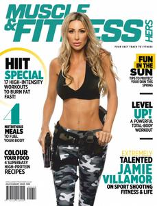 Muscle & Fitness Hers South Africa - July/August 2020