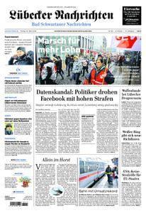 Lübecker Nachrichten Bad Schwartau - 23. März 2018