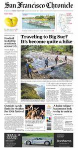 San Francisco Chronicle  August 06 2017