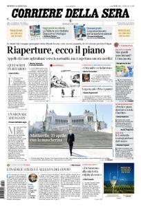Corriere della Sera – 26 aprile 2020