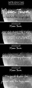 Moon Tower Font