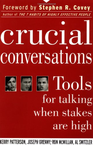 Crucial Conversations: Tools for Talking When Stakes Are High (Audiobook) (repost)