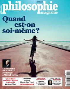 Philosophie Magazine France - Juillet-Août 2019