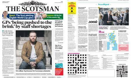 The Scotsman – June 26, 2018