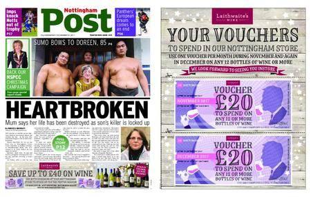 Nottingham Post – November 08, 2017