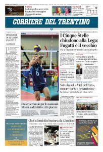 Corriere del Trentino – 09 settembre 2018