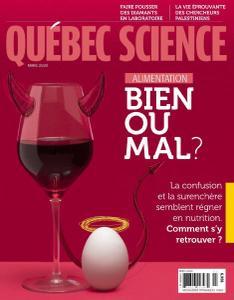 Québec Science - Mars 2020