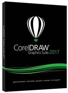 CorelDRAW Graphics Suite 2017 19.1.0.419 Multilingual