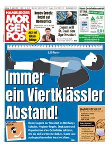 Hamburger Morgenpost – 27. April 2020